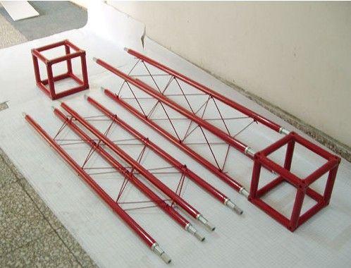 圆管折叠桁架