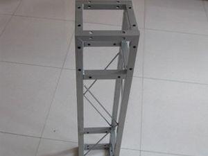 方管带方头桁架