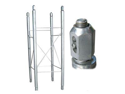 四管折叠圆管品质桁架