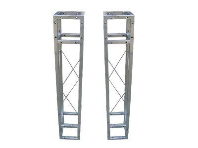 带方头方管桁架