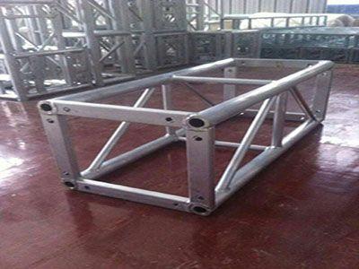 圆管桁架材料结构